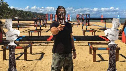 Αν ο γλύπτης της προτομής του Ρονάλντο έφτιαχνε τα αγάλματα των παικτών του Survivor