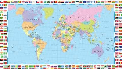 Κουίζ γνώσης και παρατηρητικότητας: Μπορείς να αναγνωρίσεις 20 χώρες από μια μόνο φωτογραφία;