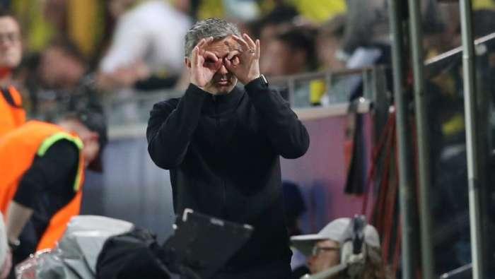Ζοσέ Μουρίνιο: Παραμένει special, αλλά όχι το νούμερο 1