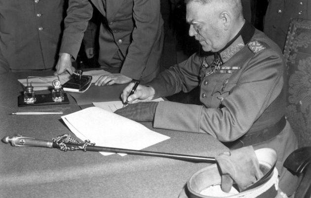 9 Μαΐου 1945: η μέρα που «πέθανε» ο ναζισμός!