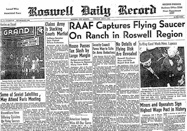 Area 51: Ο όρκος σιωπής για την περιοχή - φάντασμα που κανείς δεν ξέρει για ποιο λόγο υπάρχει (Pics)