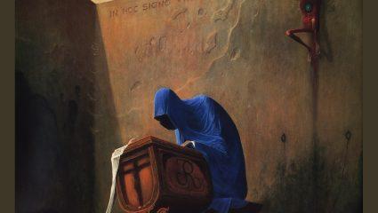 Ντζίζλαβ Μπεκσίνσκι: Ο άνθρωπος που ζωγράφιζε «εφιάλτες» και πέθανε από αυτούς