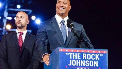 The Rock for President: Πώς έγινε ο Ντουέιν Τζόνσον ο πιο αγαπητός Αμερικάνος;