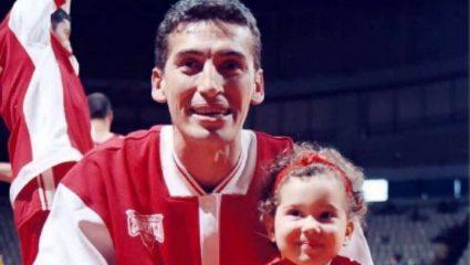 Αυτή είναι η κούκλα κόρη του Παναγιώτη Φασούλα που ετοιμάζεται να παίξει στην Εθνική μπάσκετ (Pics)