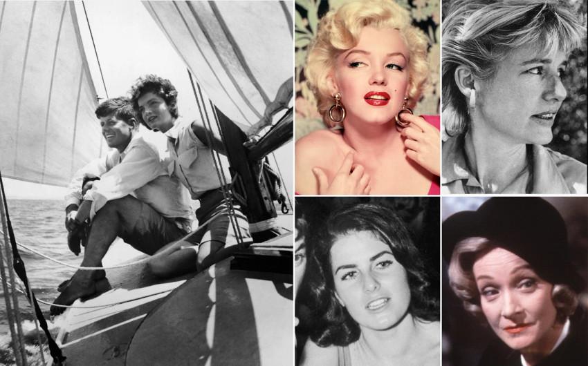 JFK, ο άπιστος: 10 διάσημες ερωμένες του πιο «κακού παιδιού» που πέρασε απ' το Λευκό Οίκο