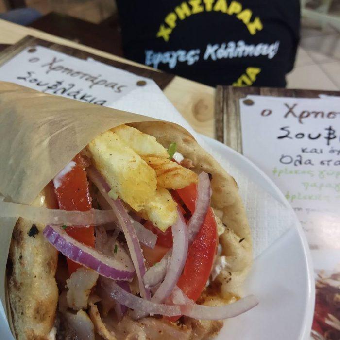 Αυτό είναι το καλύτερο καλαμάκι της Αθήνας με τη μυστική συνταγή που θα σε τρελάνει (Pics)