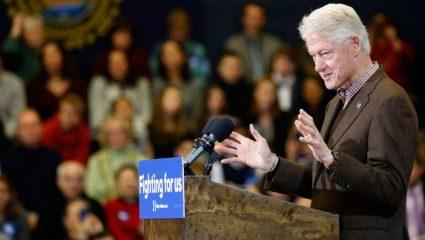«Ο Πρόεδρος αγνοείται» – Το θρίλερ που γράφει ο Μπιλ Κλίντον!