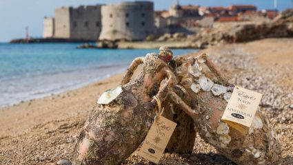 Η Κροατία πρωτοπορεί: Οινοποιείο στον βυθό της θάλασσας με κρασί…λουκούμι!