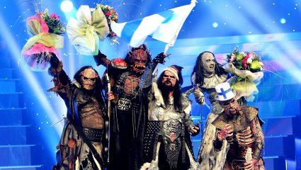 11 χρόνια μετά τη νίκη των Lordi! Αυτά είναι τα πραγματικά πρόσωπα των «τεράτων» της Eurovision (Pics)