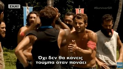 Καλύτερα να μασάς: Όταν ο Σπαλιάρας ήταν στους διάσημους και ο Μάριος τους κατηγορούσε για θέατρο (Vid)