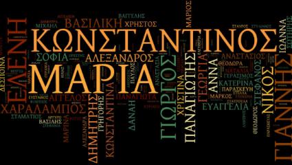 Κουίζ: Πάμε στοίχημα ότι δεν θυμάσαι πότε γιορτάζουν τα 15 πιο γνωστά ελληνικά ονόματα;