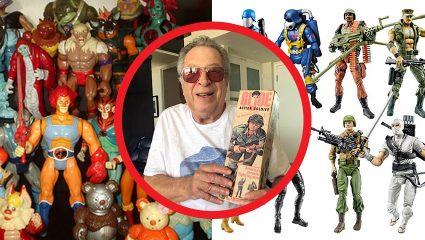 GI Joe και Thundercats έχασαν τον «πατέρα» τους (Pics & Vids)