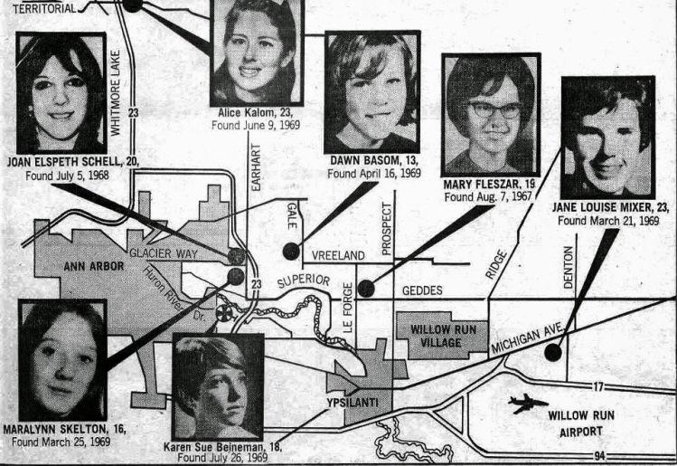 Serial Killer ή θύμα; Ο δολοφόνος 7 μαθητριών που επιμένει ότι είναι αθώος