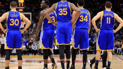 Poll: Είναι οι φετινοί Warriors η καλύτερη ομάδα ever;