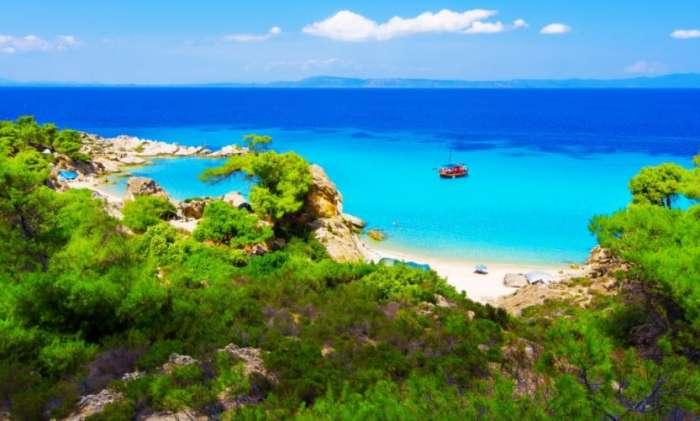 5 λόγοι για τους οποίους «Σαν την Χαλκιδική δεν έχει»