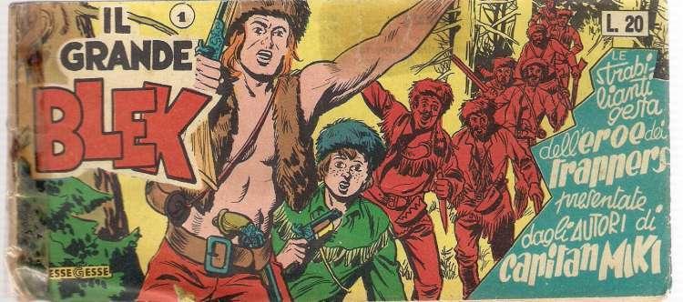 Μπλεκ: Ο χάρτινος ήρωας των παιδικών μας χρόνων που «σκότωσε» το ίντερνετ (Pics)