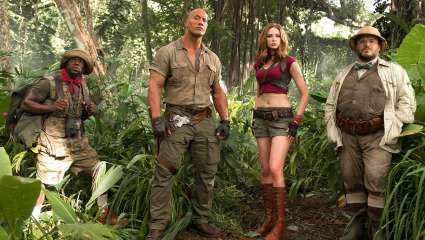 Jumanji: Ο The Rock φέρνει άλλο ένα sequel και τιμά τον Ρόμπιν Γουίλιαμς