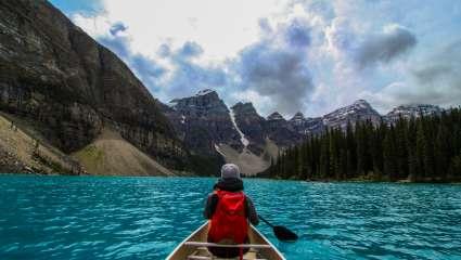 Κανό: Μια ωραία ιστορία που θα περιγράφω πάντα στους φίλους μου