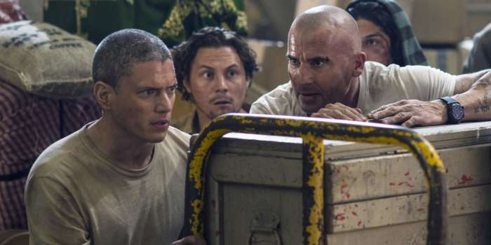 Prison Break: Ο 5ος κύκλος έκανε slam dunk στη μούρη μας