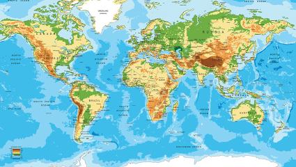 Κουίζ – πρόκληση: Μόνο το 3% ξέρει σε ποια ήπειρο βρίσκονται αυτά τα 16 δημοφιλή μέρη. Εσύ;