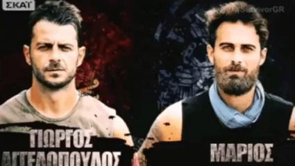 Το κόλπο γκρόσο: Πώς ο Ντάνος μπορεί να αποκλείσει τον Μάριο από τον τελικό του Survivor