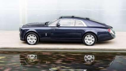 Rolls Royce Sweptail: Ένα από τα ακριβότερα οχήματα της νέας εποχής