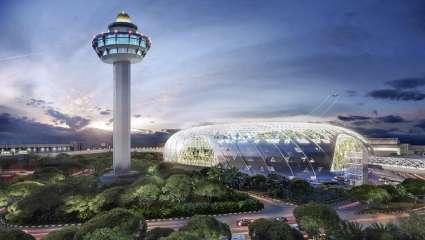 Σιγκαπούρη: Σε αυτό το αεροδρόμιο θες να έχεις καθυστέρηση