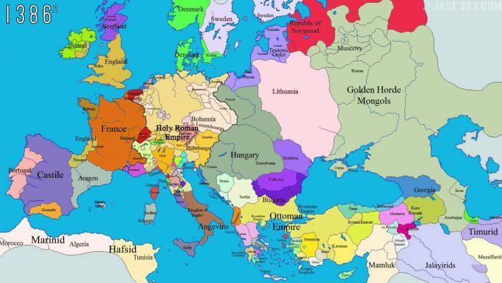 Κάνε το ρεκόρ: Θα βρεις σε 2' την πρωτεύουσα 20 χωρών της Ευρώπης χωρίς κανένα λάθος;