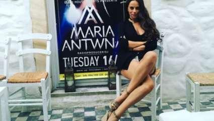Η σέξι Μαρία Αντωνά θα σε κάνει να την «ακούσεις»! (Pics & Vids)