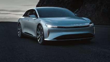 Lucid Air: Το φουτουριστικό αυτοκίνητο που αλλάζει την οδηγική εμπειρία