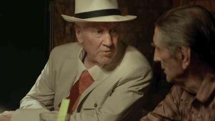 Lucky: Ντέιβιντ Λιντς και Χάρι Στάντον αναζητούν τον Πρόεδρο Ρούζβελτ