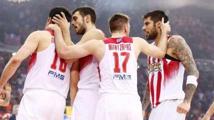 Ρόμπερτς – Έντι και ελληνικός κορμός: ο Ολυμπιακός απαντάει στο χρήμα της Euroleague με αγωνιστικό ορθολογισμό