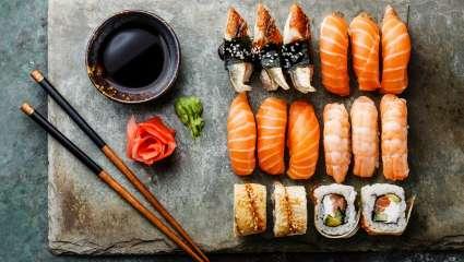 Το να φας σούσι δεν είναι μαγκιά, είναι αυτοταπείνωση