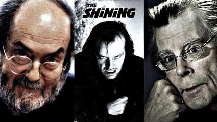Όταν η «Λάμψη» τύφλωσε Στίβεν Κινγκ και Στάνλεϊ Κιούμπρικ και τους έκανε εχθρούς