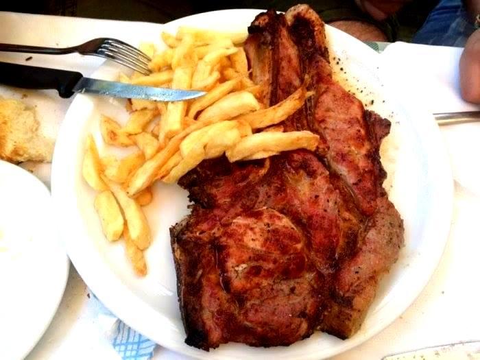 Μερίδα Θεσσαλονίκης VS μερίδα Αθήνας: Πού θα φας τα μεγαλύτερα πιάτα; (Pics)