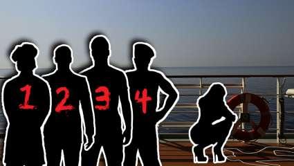 Έγκλημα στο πλοίο: Ποιος σκότωσε τον καπετάνιο στο κατάστρωμα;