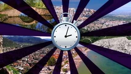 Κουίζ γνώσης και ταχύτητας: Μπορείς σε 7 λεπτά να βρεις τις πρωτεύουσες 10 νομών της Ελλάδας;