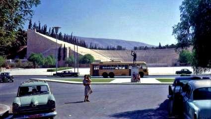 Χρονοκάψουλα: Η Αθήνα των '60s μέσα από 35 συλλεκτικές, vintage φωτογραφίες (Pics)