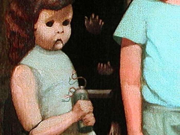 «Τα χέρια που του αντιστέκονται»: Ο στοιχειωμένος πίνακας που σε οδηγεί στην τρέλα
