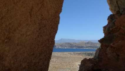 Γραμβούσα: Το ενετικό φρούριο που έδωσε πνοή στην επανάσταση