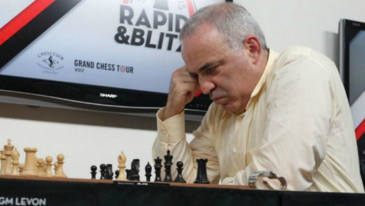Γκάρι Κασπάροφ: Η μέρα που ο Βασιλιάς έπιασε και πάλι τα πιόνια του