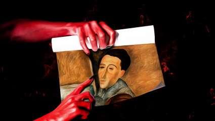 Όταν ο διάβολος πήρε πινέλο ζωγράφισε τον Αμεντέο Μοντιλιάνι