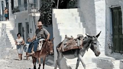 Συλλεκτικό! 35 Φωτογραφίες της Μυκόνου από τα '60s – '70s που δεν περίμενες να δεις (Pics)