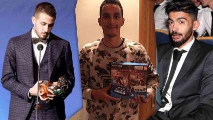 Βραβείο «Νίκος Παντίδος 2017»: Αυτός είναι ο πιο κακοντυμένος παίκτης του ελληνικού πρωταθλήματος (Pics)