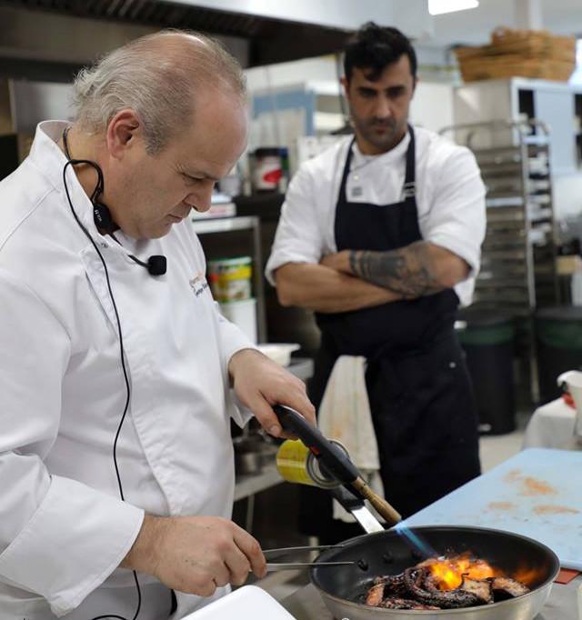 Γιώργος Στυλιανουδάκης: Για μένα η ελληνική κουζίνα είναι στόχος
