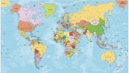 Το πιο δύσκολο κουίζ γεωγραφίας: μόνο το 3% βρίσκει και τις 10 χώρες απ' την πρωτεύουσα! Εσύ;