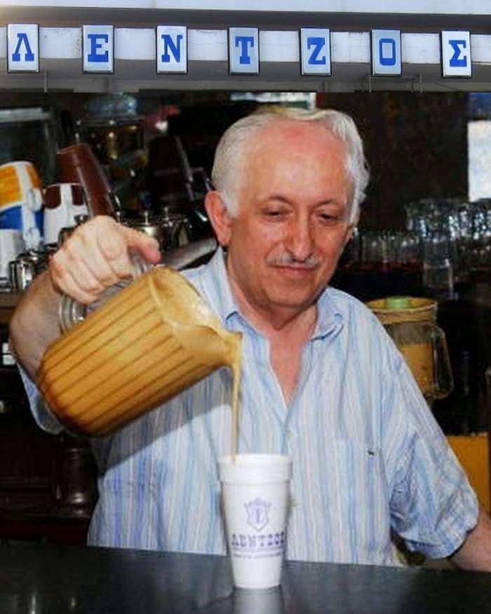 Το μυστικό του Λέντζου: Η θρυλική καφετέρια που έφτιαχνε τον καλύτερο φραπέ στην Ελλάδα