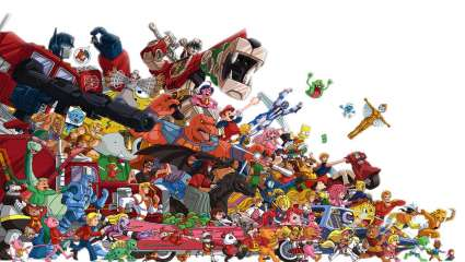 Κουίζ – Κρεμάλα: Μπορείς να βρεις 10 χαρακτήρες καρτούν μόνο από τη σκιά τους;