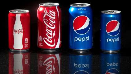 Coca Cola vs Pepsi: Η ιστορία του πολέμου