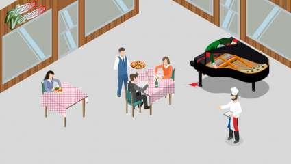 Φόνος στο ιταλικό εστιατόριο: Μπορείς να βρεις ποιος δολοφόνησε τον πιανίστα;